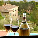 Chianti for two by Ali Brown