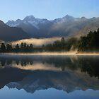 """""""misty matheson""""   fox glacier, south westland nz by rina sjardin-thompson"""