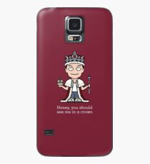 Jim Moriarty (card/notebook/phone) Case/Skin for Samsung Galaxy
