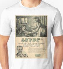 skype Unisex T-Shirt