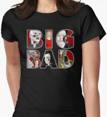 BIG BAD Women's Fitted T-Shirt