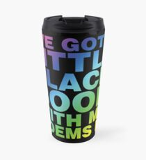 A Little Black Book Travel Mug