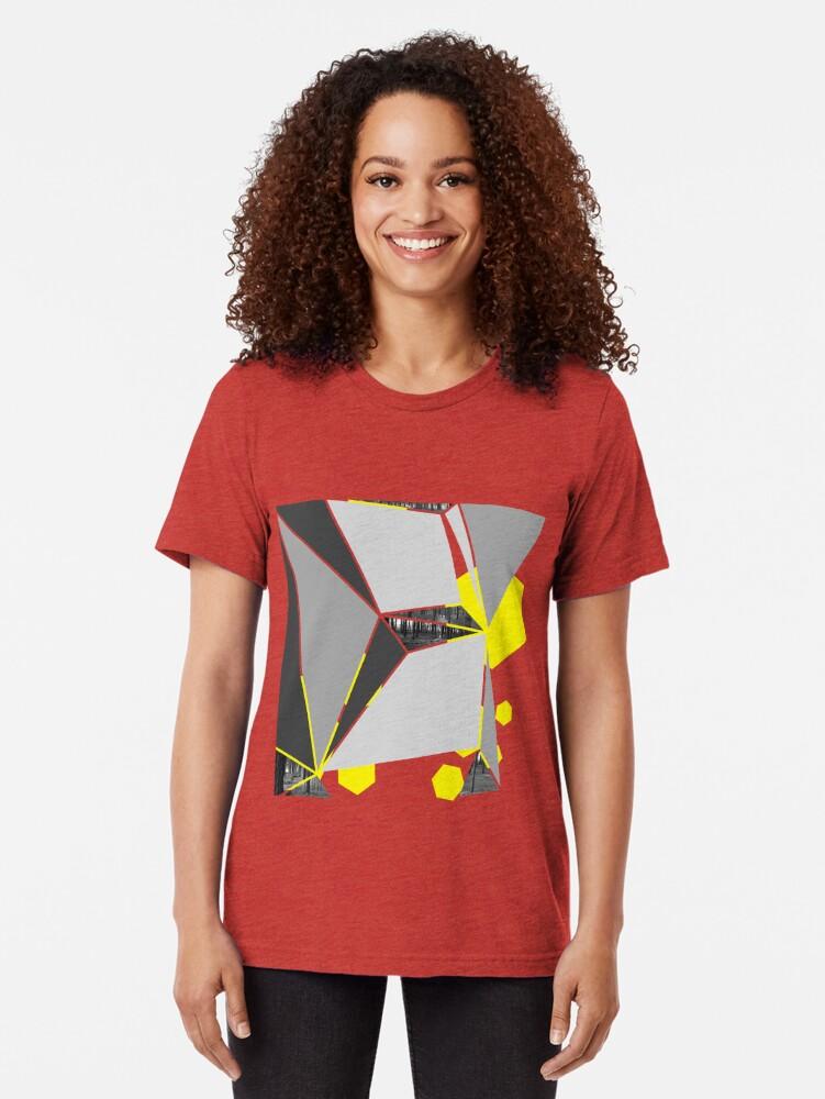 Alternative Ansicht von Fraktur Vintage T-Shirt