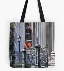 Cathedral Place Tote Bag