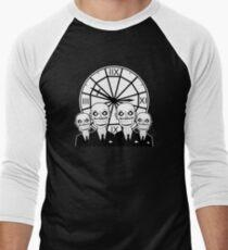 Camiseta ¾ estilo béisbol The Gentlemen Clocktower