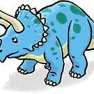 Triceratops von Raimund Frey