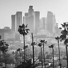 Los Angeles, California by Meigel Art