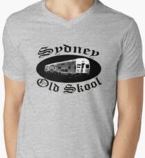 Sydney V Set Mens V-Neck T-Shirt