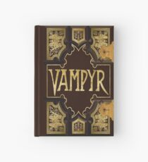 Vampyr Book Hardcover Journal