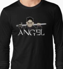 Angel - Smile Time Puppet Long Sleeve T-Shirt