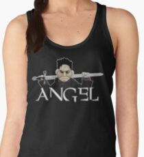 Angel - Smile Time Puppet Women's Tank Top