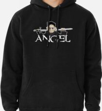 Angel - Smile Time Puppet Pullover Hoodie