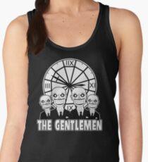 The Gentlemen Logo Women's Tank Top