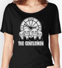 The Gentlemen Logo Women's Relaxed Fit T-Shirt