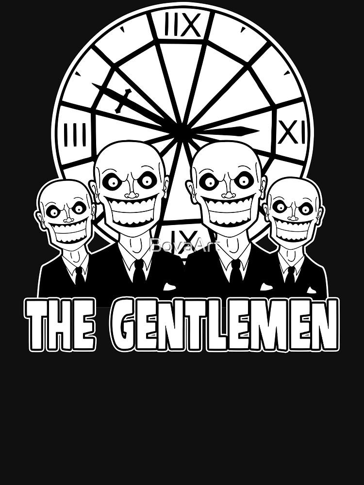 The Gentlemen Logo by BovaArt