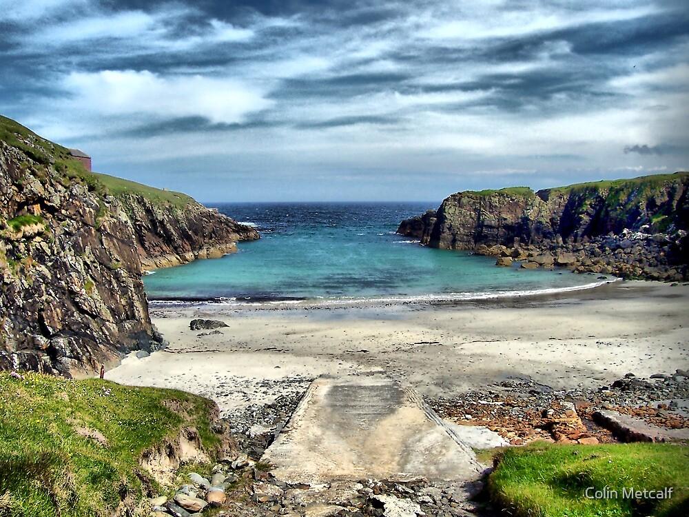The Hidden Bay by Colin Metcalf
