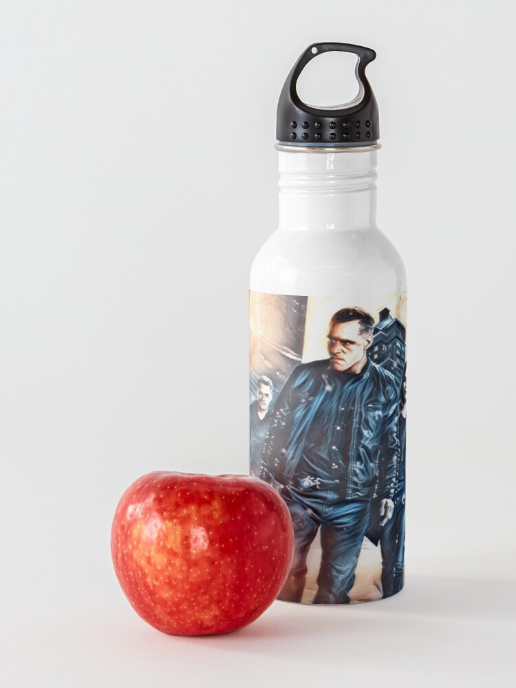 Alternate view of Chicago PD Water Bottle
