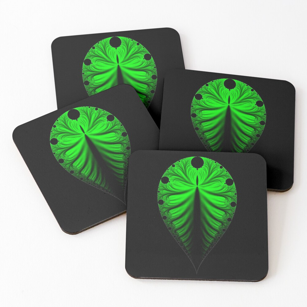 Verdant II Coasters (Set of 4)