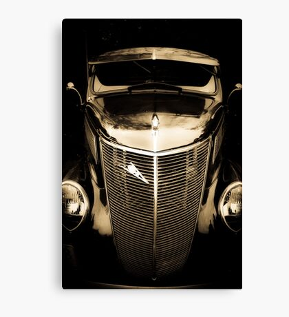 Golden Age Classic Canvas Print