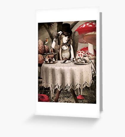 Nothing is Real... Greeting Card