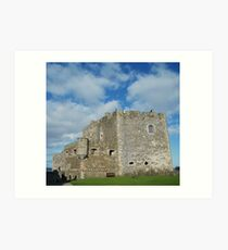 Blackness Castle, Scotland Art Print