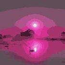 «Sueño de los cisnes sueño» de John Novis