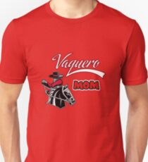 Vaquero Mom Slim Fit T-Shirt