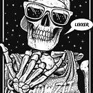 «Esqueleto de Kiff Bru» de Garyck Arntzen