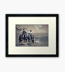 Friendship... Framed Print