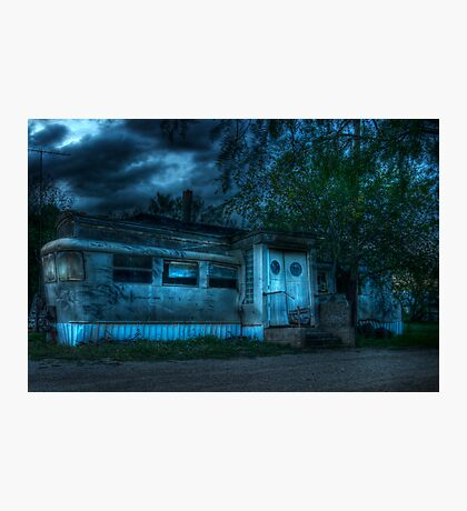 The Diner Photographic Print