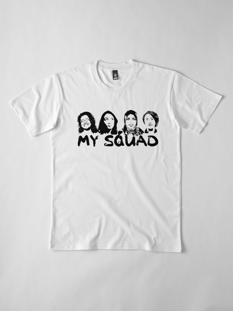 Vista alternativa de Camiseta premium  The Squad
