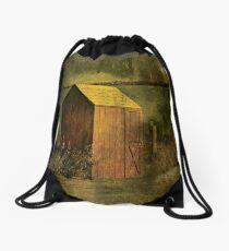 Garden Shed... Drawstring Bag