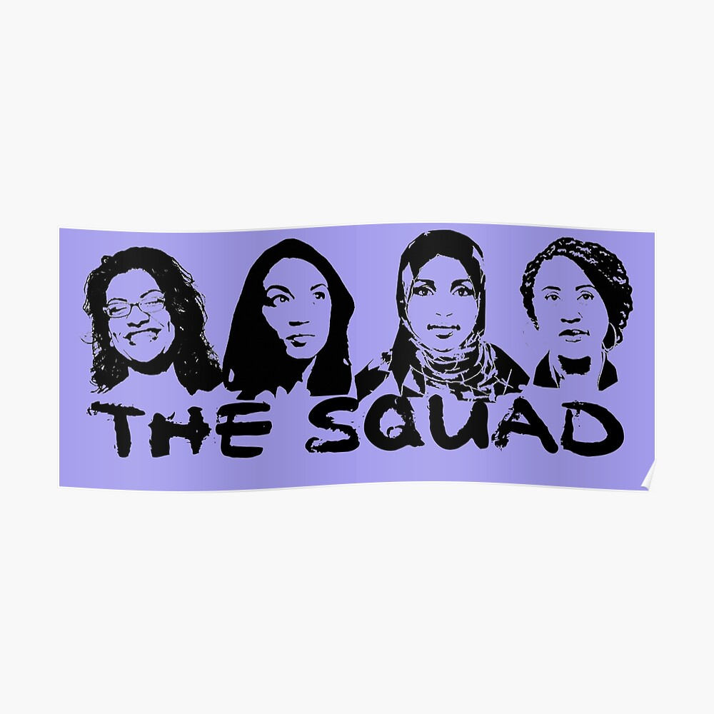 The Squad Póster