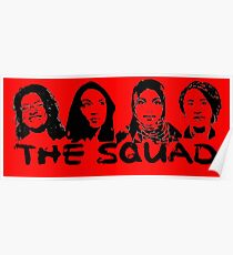 Póster The Squad