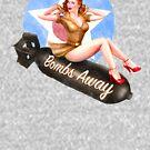 Bomben entfernt - Sexy Girl Pinup von Candywrap Design
