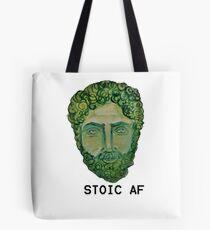 Stoic AF Tote Bag