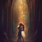 Reunion - Persephone and Hades by Svenja Gosen