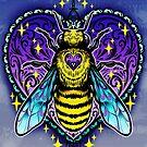 Honeybee by retkikosmos
