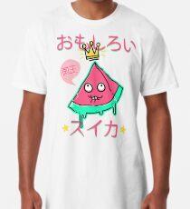 Juicy King Watermelon Long T-Shirt