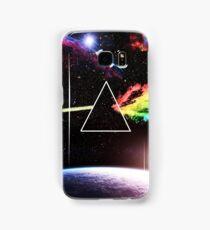 Pink Floyd Dark Side Samsung Galaxy Case/Skin