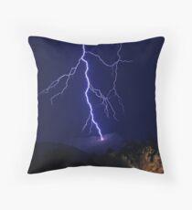 Strike Throw Pillow