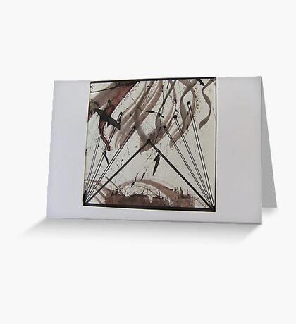 Leaving the nest Greeting Card