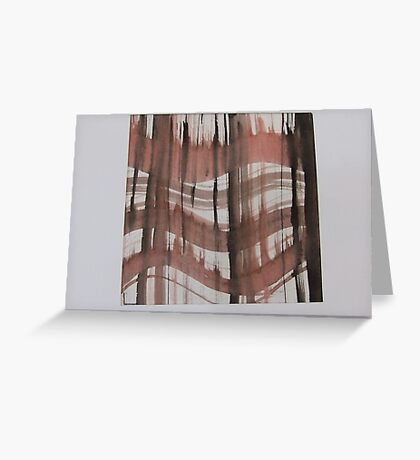 Untitiled Greeting Card