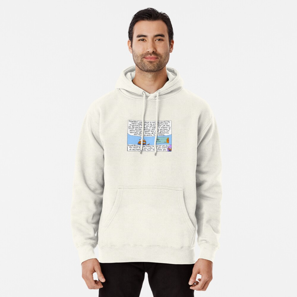 Capitalism is working perfectly Pullover Hoodie