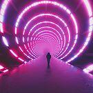 Neon warp by Devansh Atray