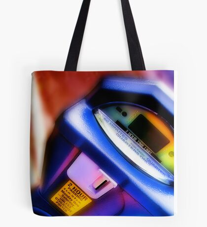 parking meter too... Tote Bag