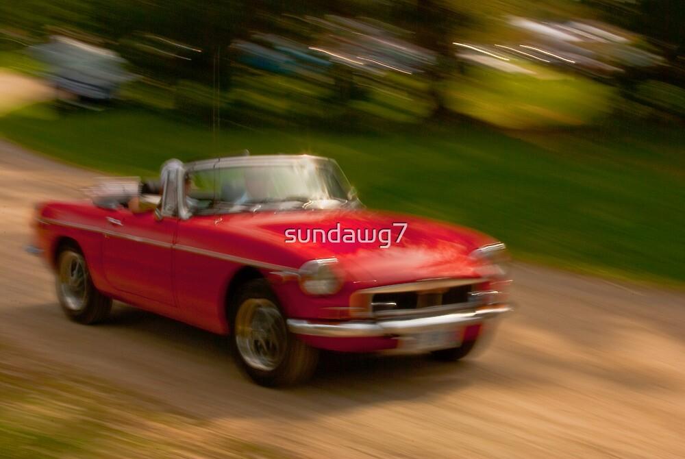 Scarlet Velocity by sundawg7