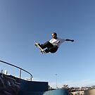 Bondi Beach Skate Park Sunday Session Series by Mick Duck