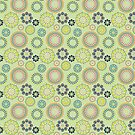 Decorative products with circles and points by starchim01