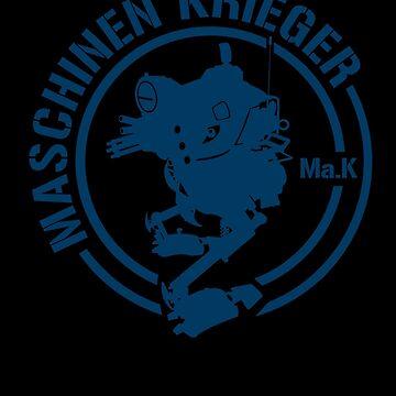 Maschinen Krieger - Ma. K by armoredfoe